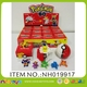 hot selling plastic pokemon ball toys deformation toys for children