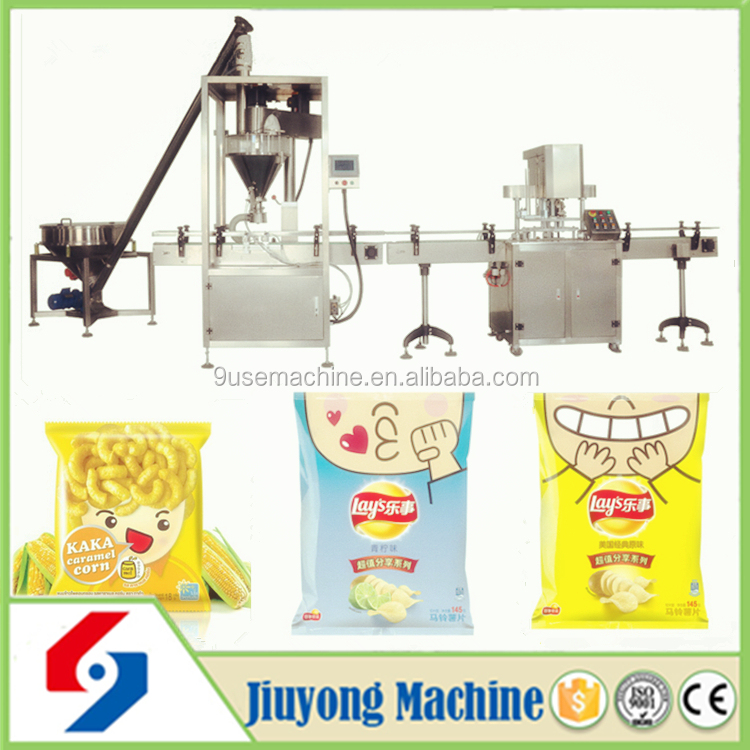 automatic milk condom packing machine