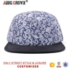 fitted 5 panel hat/5 pannel snapback/5 panel hat design