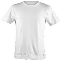 hot sales white t shirt plain from guangzhou of high quality