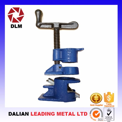 High Tensile Long Working Life Pro 1/2 Inch to 3/4 Inch Pipe Clamps Hand Tools for Universal Purpose