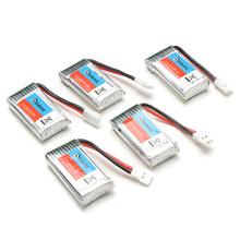 Hot 5PCS Battery For Eachine H8 Mini H8 3D 3.7V 260mAh RC Quadcopter Spare Parts