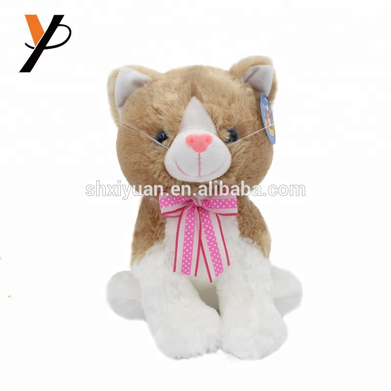 832e000e16ac Plush Toy White And Grey Cat Animated, Plush Toy White And Grey Cat  Animated Suppliers and Manufacturers at Alibaba.com