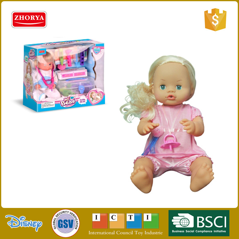 Spanish mini cheap silicone baby dolls for sale