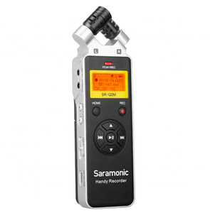 Saramonic SR-Q2M handheld audio recorder (metal)