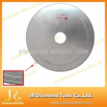 China manufacturer oblique tooth saw blades diamond cutting tools in jewelry