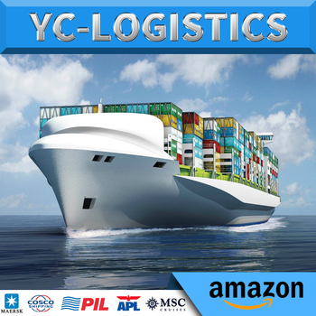 Shenzhen sea freight forwarder shipping rates from China to USA Canada