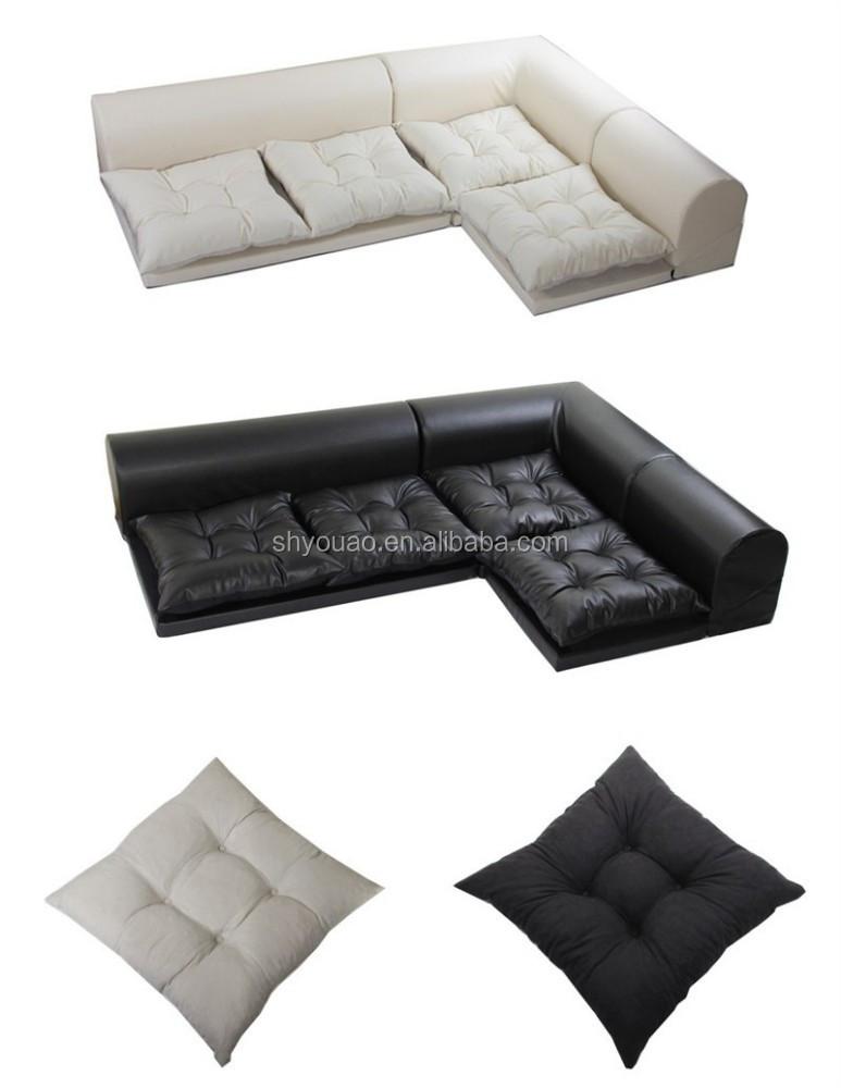 Kleines sofa boden sofa in pu wildleder b112 wohnzimmer for Sofa wildleder