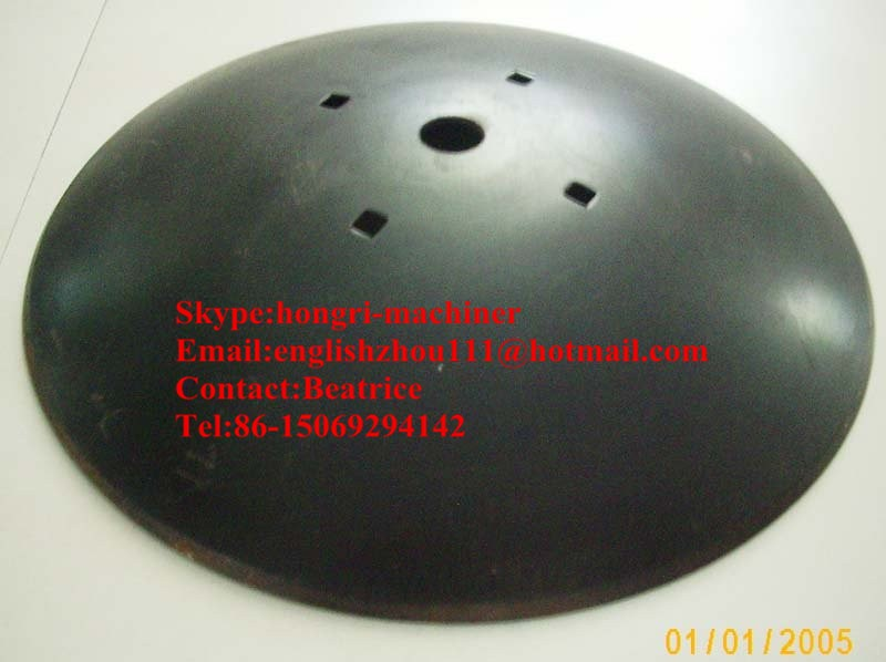 Notched Disc Harrow Blade 1 : Agricultural harrow disc blade for sale buy
