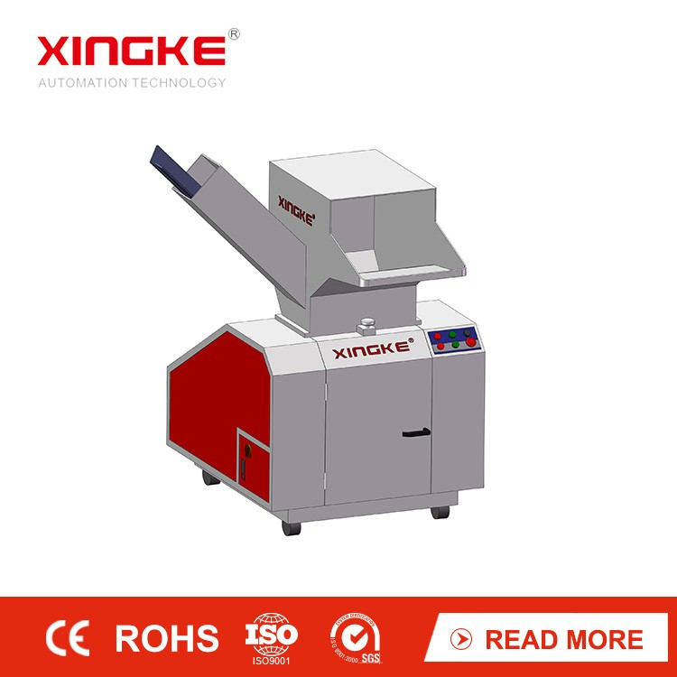 XG-290 sound-proof granulator/crusher for plastic recycled