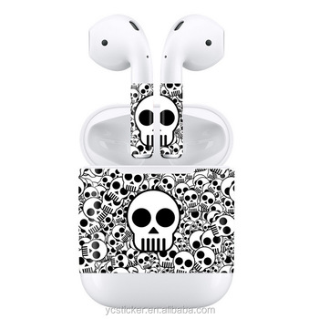 351af522bd2 New Business Ideas Protective Vinyl Skin Decal For Apple AirPods Wrap Custom  Pattern 3M Reusable Removable