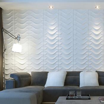 Modern Wall Art Decor Interior 3d Wall Panels For Home Decoration