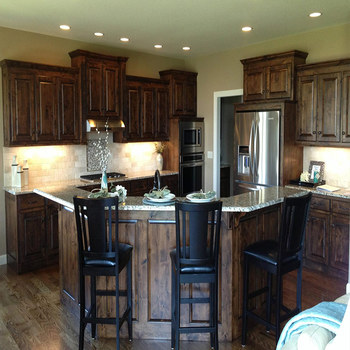 Low Cost Pre Manufactured Termite Proof Kitchen Cabinets ...