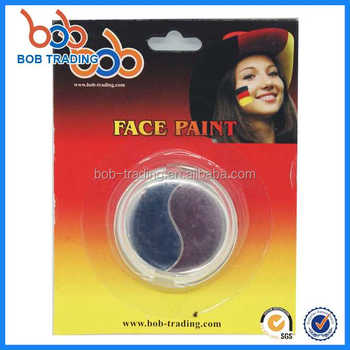 Popular Germany Series Face Paint High Quality Sprort Fan Face Paint