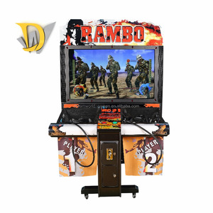 Maximum tune wangan midnight arcade shooting game machine