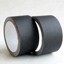 Black Pro Gaff Matte 천 Gaffers Tape 대 한 Entertainment Industry