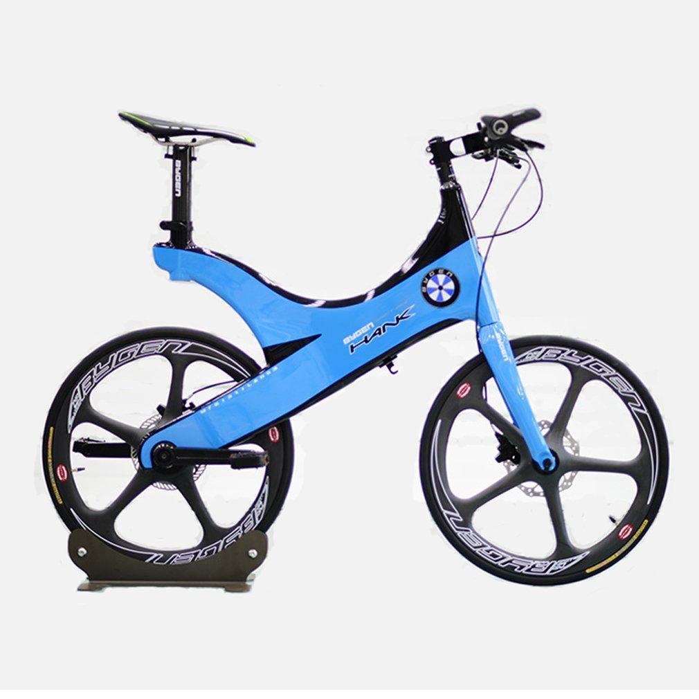 [Bygen]han (hank_blue) Full Carbon Frame Spoke Bike Bicycle Cyling Direct Transhub Korea(overseas Direct Product)