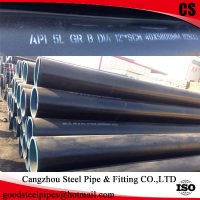high quality large diameter seamless steel pipe