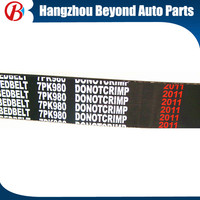 Factory price Multi Ribbed auto poly v belt