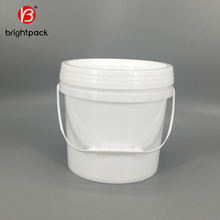 5L PP materiaal plastic, verf plastic <span class=keywords><strong>verpakking</strong></span> <span class=keywords><strong>emmer</strong></span>/<span class=keywords><strong>emmer</strong></span>