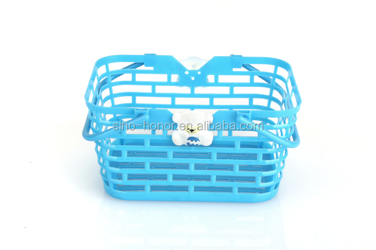 Holiday/Easter items Plastic basket with icon