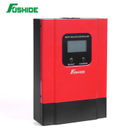solar controller MPPT 20A solar panel charge quality control CHINA FUSHIDE