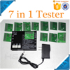 Mobile phone Lcd Screen Tester for iPhone 4/4S 5/5C/5S/6/6 plus LCD display test board Equipment,7 in 1 lcd screen tester