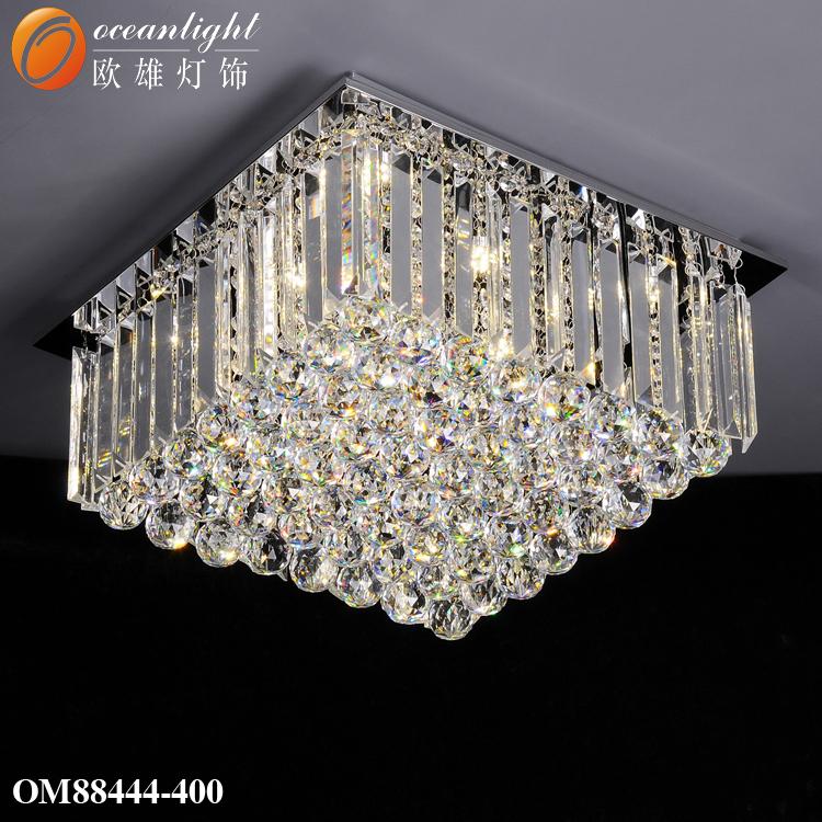 Modern Fashion Ceiling Lamp Hall Decorative Hanging Light Round ...