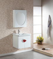1033 Chinese manufacturer offer bathroom vanity unit with marble top
