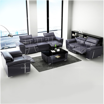 Grey Leather Sofa Funiture Recliner,Leather Corner Sofa Designs - Buy  Modern Sofa Funiture,Leather Corner Sofa Designs,Recliner Sofa Furniture  Product ...