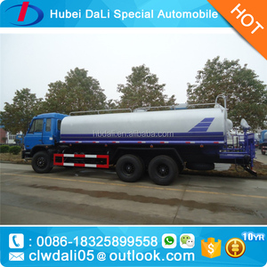 HOT SALE New arrival Dongfeng 20CBM Water wagon used water tank truck for sale