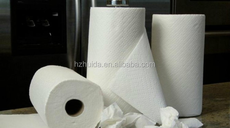 Embossed Kitchen towel Paper for Costa Rica market