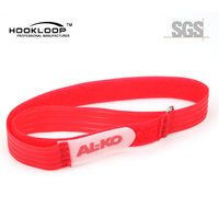 Polyester Double Sided Hook And Loop Tape Packing Cable Ties