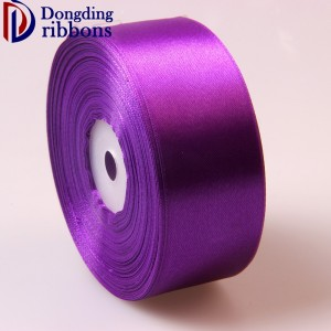 100% polyester single face sanding ribbon ,low price wholesale 3cm satin ribbon