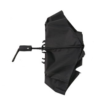 Windproof Custom Print Automatic Compact Folding Travel Reverse Umbrella