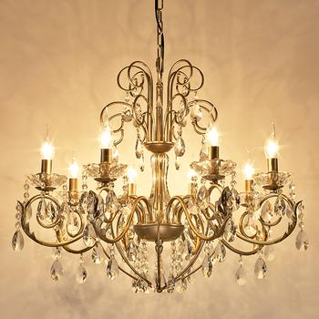 2018 Rustic Pendant Light Vintage Candle Chandelier Lighting For Drawing Room Decoration Etl89023 View Etl Product