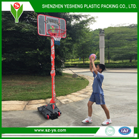 fiber glass basketball backboard