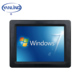New 10.4 inch intel j1900 quad core IP65 touch screen mini computer linux oem all-in-one panel pc