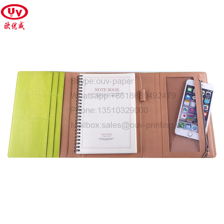 functional a5 diary notebook business promotional gift