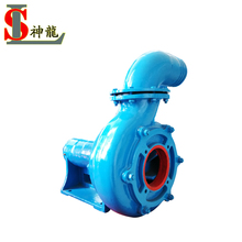 Long transfer distance high head low price sand booster pump
