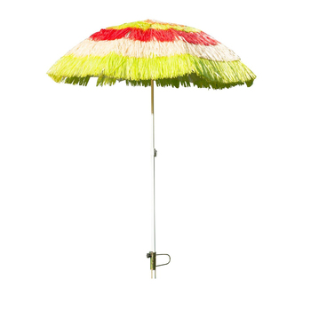 Hawaii Zweefparasol 350.Outsunny Patio Garden Hawaii Folding Tilting Crank Parasol Beach