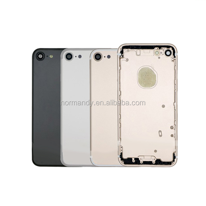 Replacement Rear Case for Iphone7 Housing Rear Door Battery Cover for Iphone 7 original complete Housing Back Cover