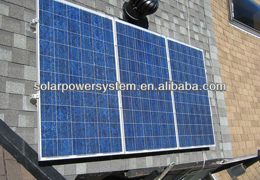 New portable solar home system 300W