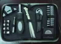 30pcs Mini Socket and Wrench Set,Home DIY Repair Tool Set,Combination Hand Tool Set