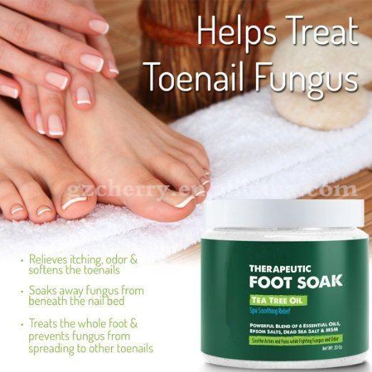 Best Foot Soak With Tea Tree Oil And Epsom Salt Foot Bath Fights Fungus -  Buy Foot Soak,Foot Soak Fights Fungus,Best Foot Soak Product on Alibaba com
