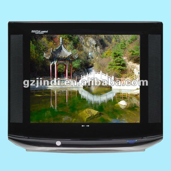 "21"" ultra slim crt tv"
