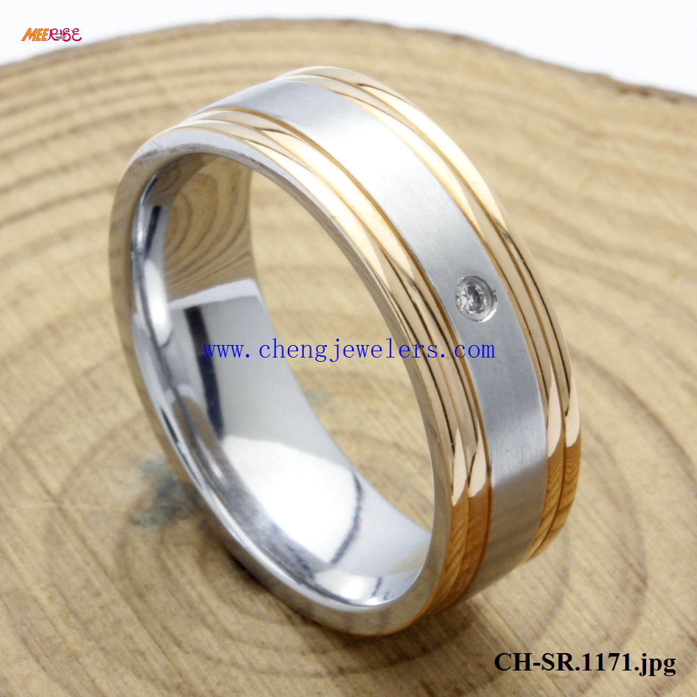 christ of designs jewellery marriage centered elegant rings gold ring wedding