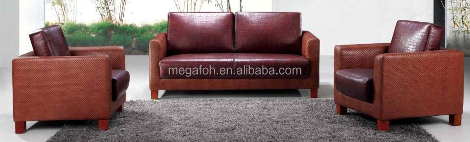 High Quality Government Office Conference Luxury Sofa Sets(FOHJ-6071)