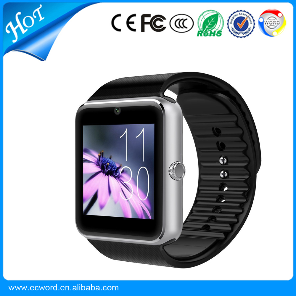 3G GPS WiFi Smartwatches QW08 Smart Watch With 5MP Camera SIM Card Slot Sport Activity Wearable Device Sport Clock Bluetooth
