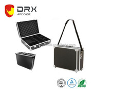 Multi function custom carry case, aluminum portable tool box with high quality